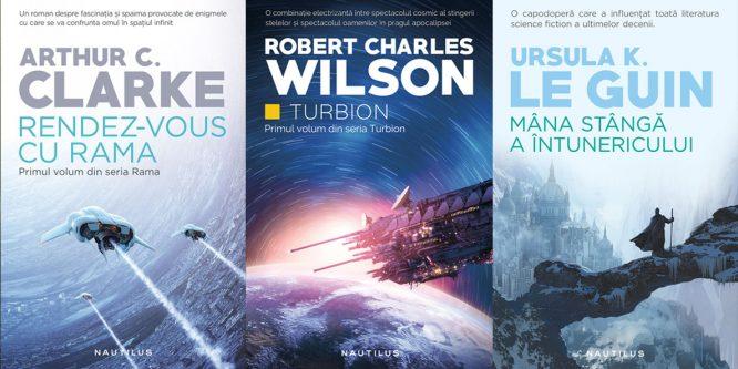 #Bookfest13: 4 romane care au câștigat prestigiosul premiu Hugo