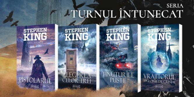 Turnul întunecat – Mit, blestem și obsesie