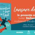 Lansarea cărții Alternativă la fuga din Egipt, de Gabriel Gafița