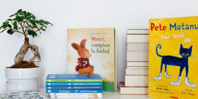 Ce citesc copiii în vacanță? Pregătește lecturile de plăcere