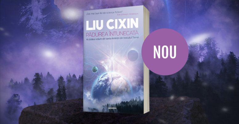 """Continuarea bestsellerului """"Problema celor trei corpuri"""", de Liu Cixin, apare la Nemira"""