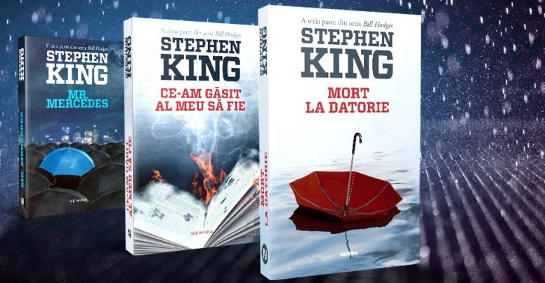 Trilogia Bill Hodges la final: Mort la datorie, de Stephen King