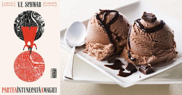 """Înghețată și cărți: o combinație """"letală"""" pentru cititori!"""