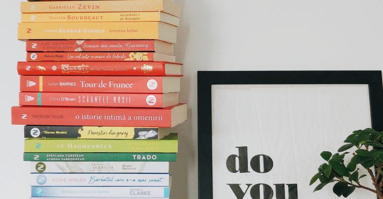 Read a Book Day: Cărți de citit într-o singură zi