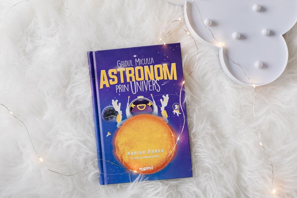 ghidul micului astronom_nemira
