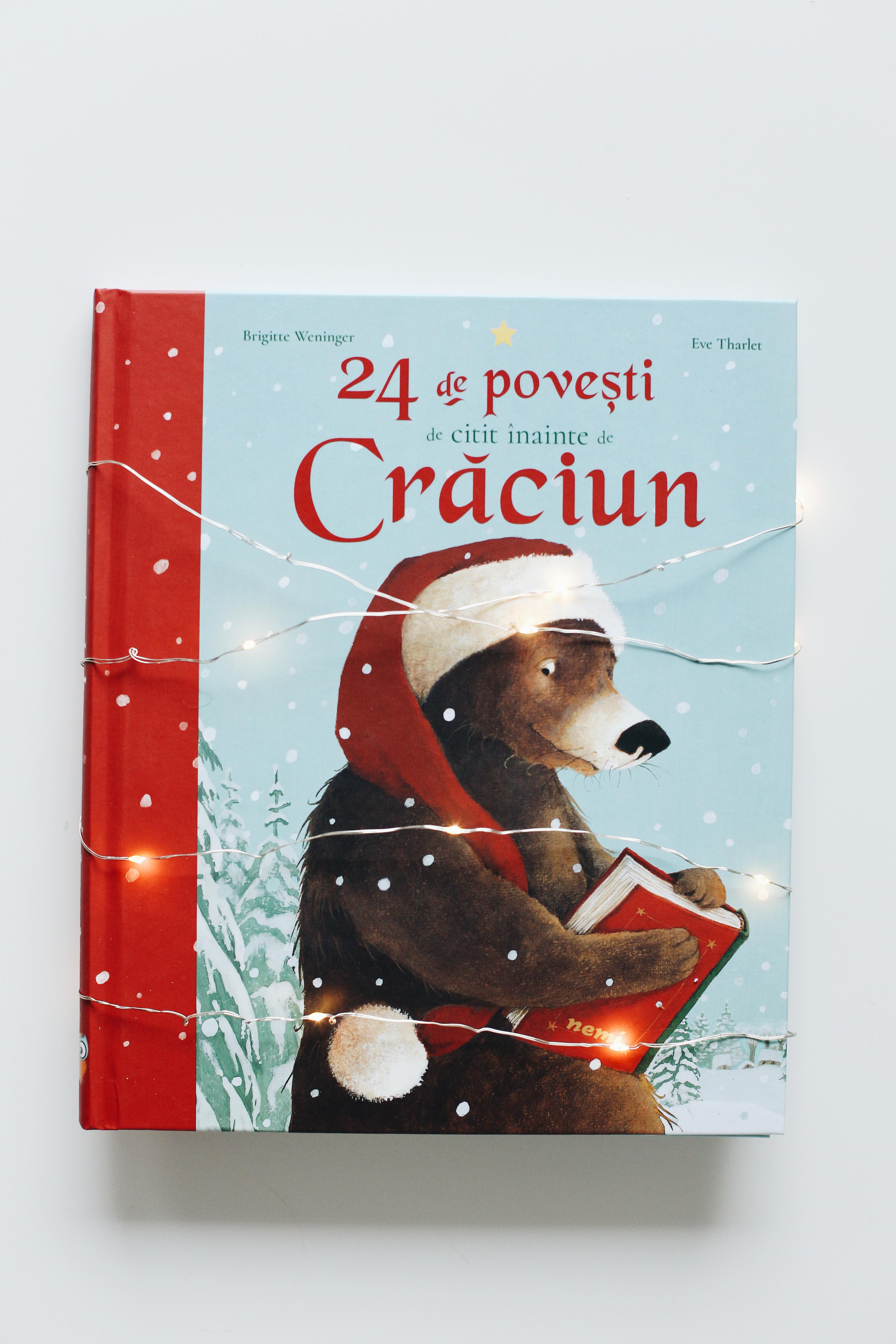 24 de povesti de citit inainte de Crăciun_nemira_copii