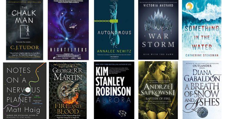 Top 10 cele mai așteptate cărți Nemira în 2019
