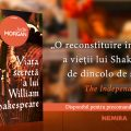 Viața secretă a lui William Shakespeare, de Jude Morgan [Fragment în avanpremieră]