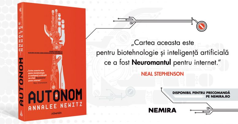 Autonom – un science fiction despre libertatea roboților și piraterie farmaceutică