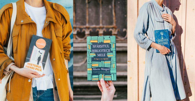 3 cărți despre cărți – #decitit în luna în care sărbătorim #WorldBookDay