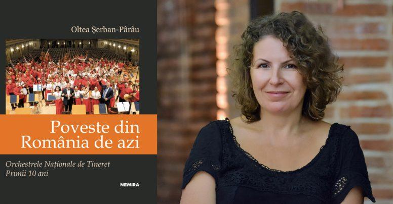 Poveste din România de azi – Primii zece ani ai Orchestrei Naționale de Tineret se lansează pe 11 mai
