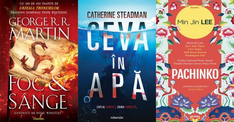 Cele mai căutate cărți Nemira și Nemi la Bookfest 2019