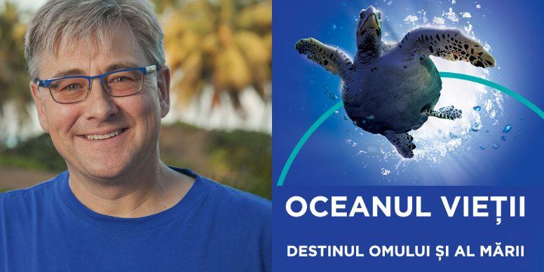 Cinci întrebări pentru Callum Roberts | Oceanul vieții