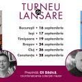 "Turneu n'autor în șase orașe: Doru Preda – ""Candido"" și Dan Ivan – ""Mila 23"""
