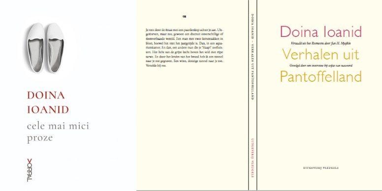 Cele mai mici proze, de Doina Ioanid a fost publicat în neerlandeză
