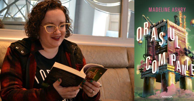 """Interviu cu Madeline Ashby: """"O să fie mereu nevoie de cineva care să știe cum se scrie o poveste"""""""