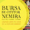 Câștigătorii Bursei de cititor Nemira, ediția a III-a