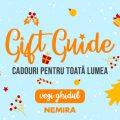 Gift guide: cadouri de pus sub brad