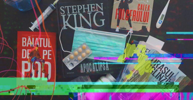 Cu ce cărți așteptăm coronapocalipsa?