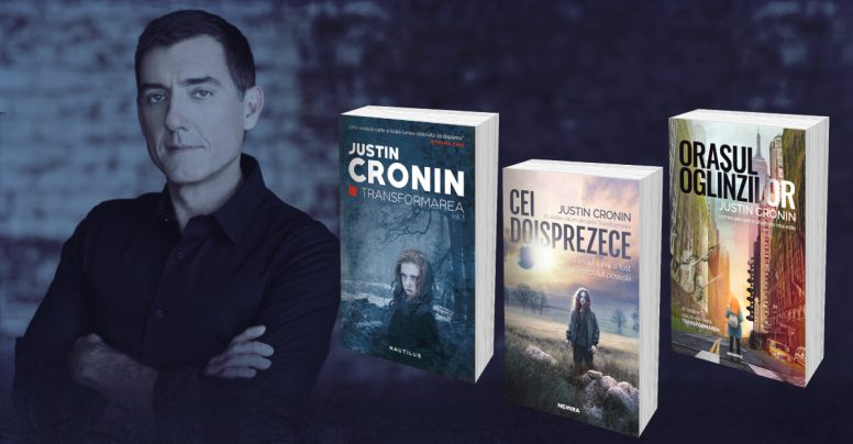 [interviu] Justin Cronin: un roman despre sfârșitul lumii e, de fapt, despre lucrurile care merită salvate