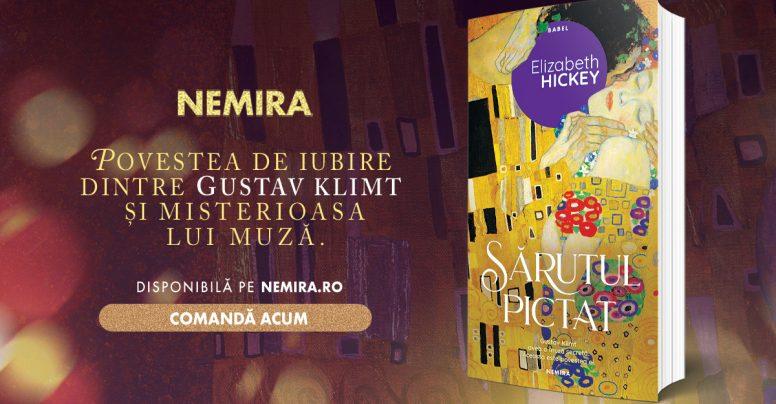 Sărutul pictat – povestea de dragoste dintre Gustav Klimt și muza lui
