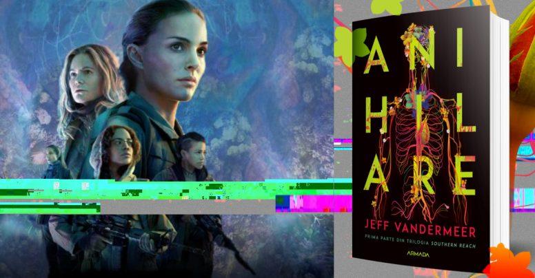 """Cum a transformat filmul """"Anihilare"""" romanul ciudat al lui Jeff VanderMeer într-o nouă formă de viață"""