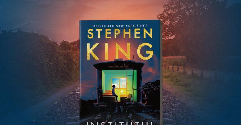 Fragment în avanpremieră: Institutul, de Stephen King