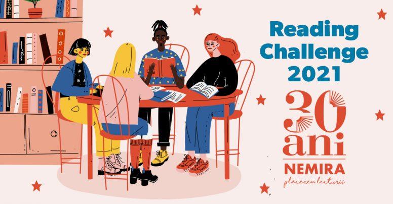 Reading Challenge pentru 2021