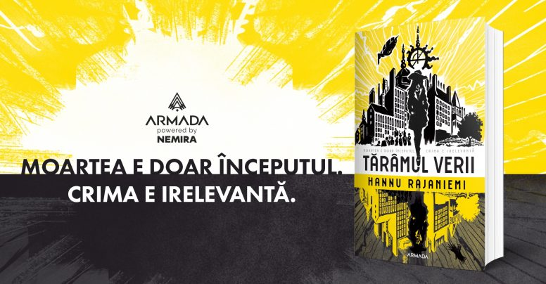 """Fragment în avanpremieră: """"Tărâmul verii"""", de Hannu Rajaniemi"""