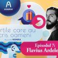 """Cărțile care au scris oameni –  Flavius Ardelean: """"O serie de lecturi mi-a salvat viața"""""""