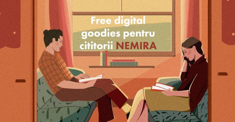 Free digital goodies pentru supercititori
