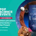 Orion Pop Science Events: O plimbare prin Univers, cu Adrian Șonka