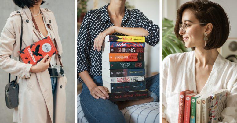 Descoperă ce tip de cititor ești ca să îți facem recomandări de lectură