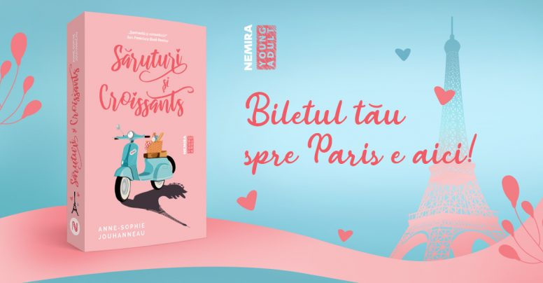 Avanpremieră: Săruturi & croissants, de Anne-Sophie Jouhanneau