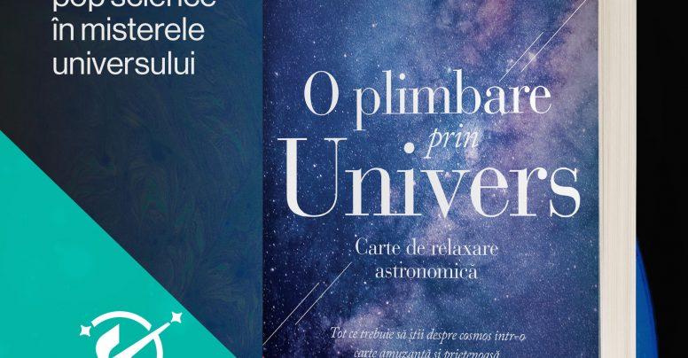Books are magic #7: O plimbare prin Univers cu Adrian Șonka