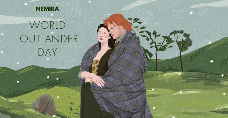 World Outlander Day: 30 de ani de la publicarea primei cărți din seria Outlander, de Diana Gabaldon [free digital goodies]