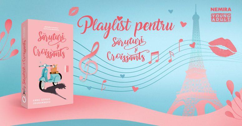 """Apeși PLAY și ești în Paris: Spotify playlist pentru """"Săruturi și croissants"""""""