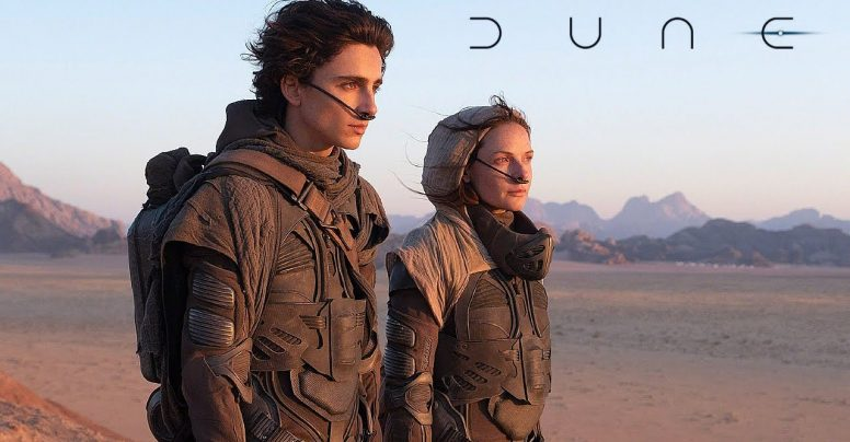 Noul trailer al filmului DUNE, de Denis Villeneuve