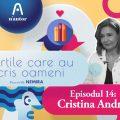 """Cărțile care au scris oameni – Cristina Andrei: """"«Procesul» şi «Tânguirea mierlei» m-au ajutat să înţeleg că nu eu eram problema în epoca aceea"""""""