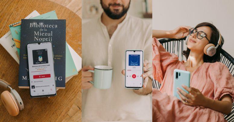 10 motive să asculți audiobooks