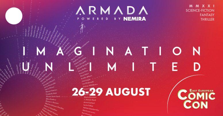 Armada powered by Nemira la Comic Con 2021