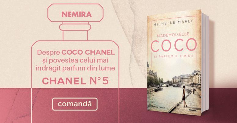 FRAGMENT în exclusivitate: Coco Chanel și parfumul iubirii